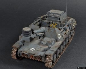 Bison II 1/35 Dragon
