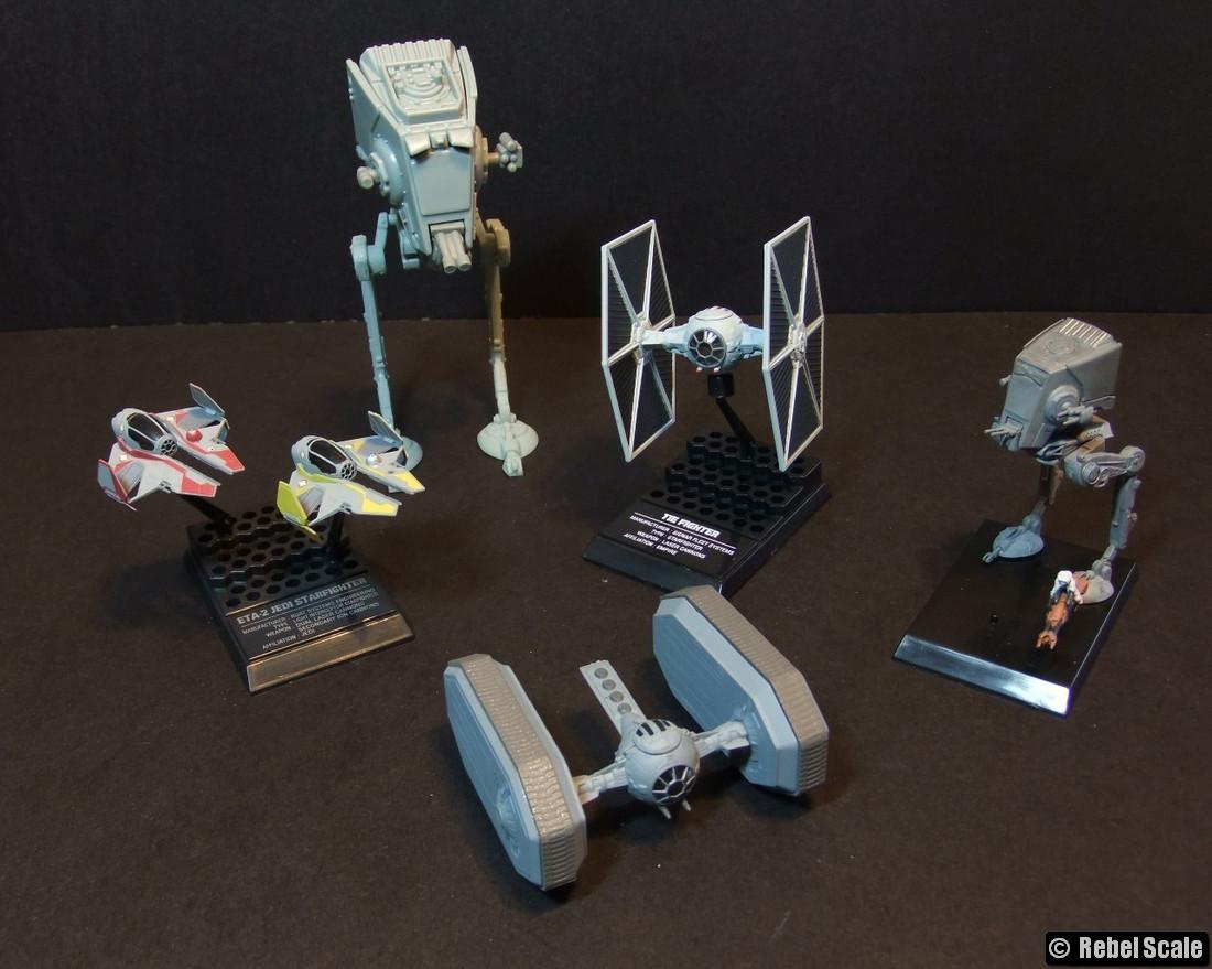 Star wars f toys scale list rebel scale