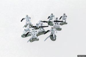 Micro Machines Stormtroopers