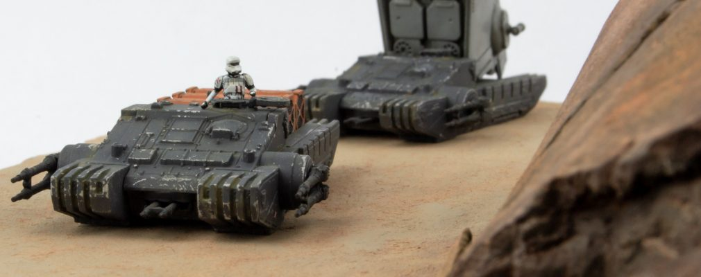 Bandai Combat Assault Tanks