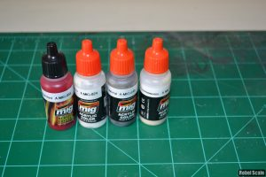 Mig Ammo acrylics