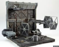 Abandoned TIE Fighter Facility