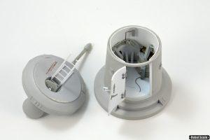 4 - Interior turret detail