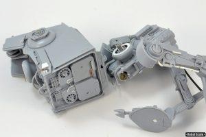 8 - Rear cockpit
