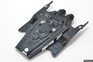 10 - Upper hull additions