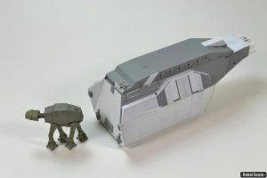 AT-AT Barge Micro Machine AT-AT