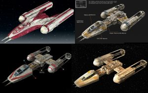 y-wing variants